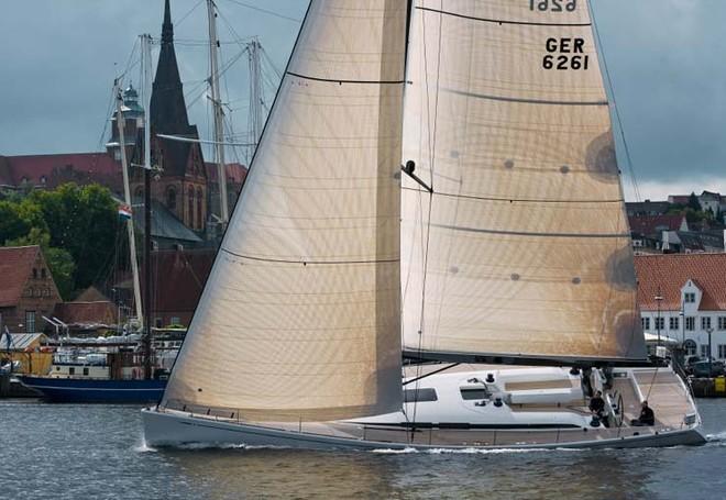 Swan 60 sailing yacht - Credit Nautor's Swan