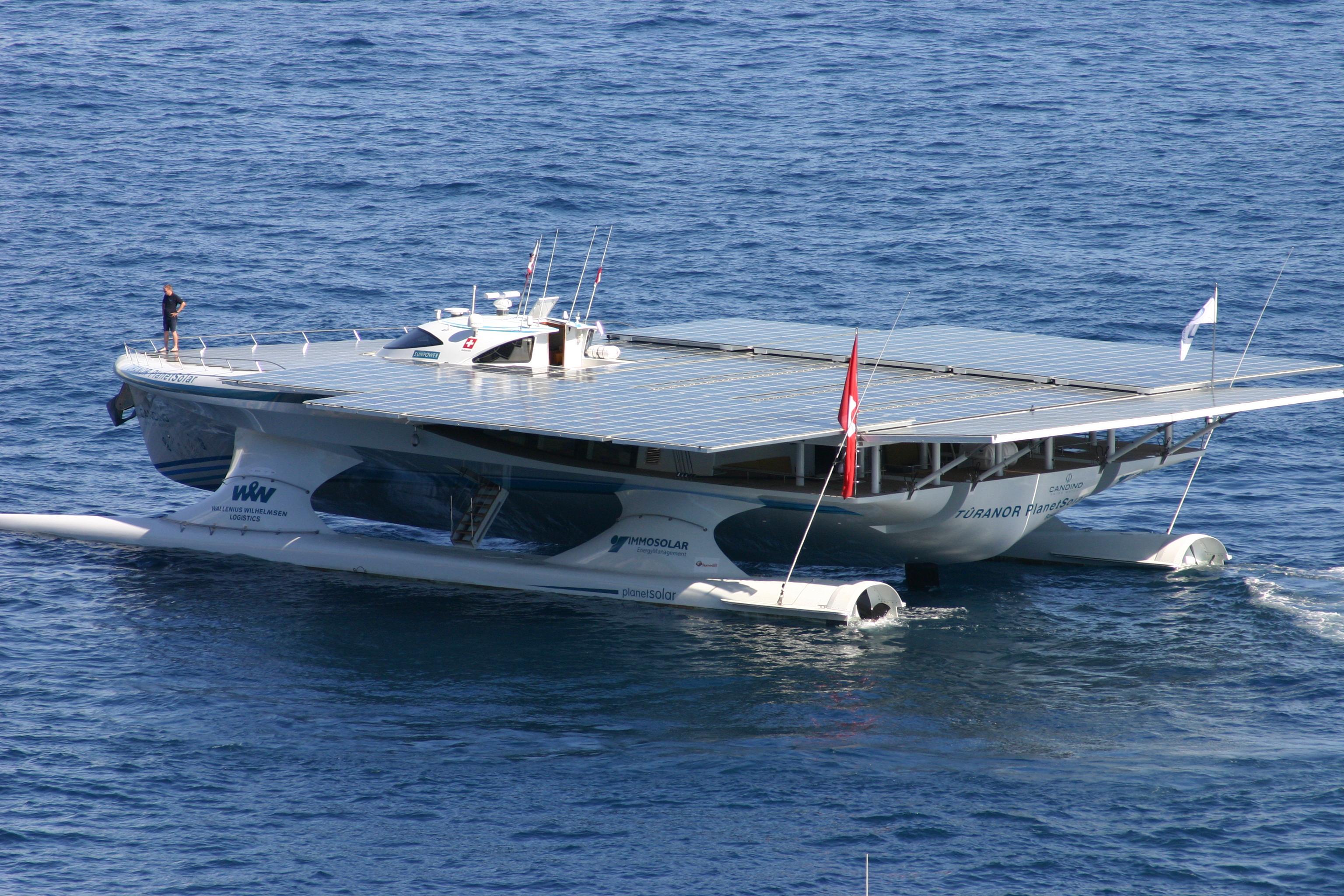 turanor planetsolar mega yacht - photo #18