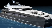 The 40 m Sunreef Power Catamaran