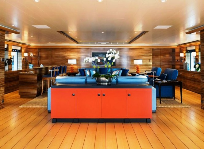 Yacht TV - Interior Design by Alberto Pinto