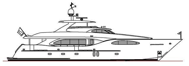 Line Drawing Yacht : Boat line art other or illustration contest