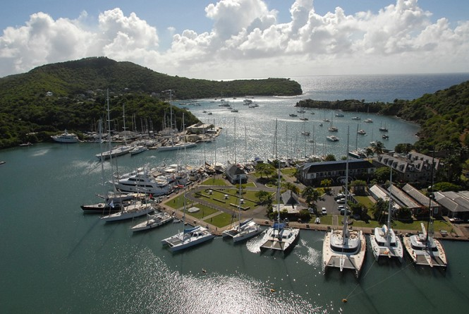 Antigua Yacht Charter Meeting 2009 - Credit Antigua Yacht Charter Meeting