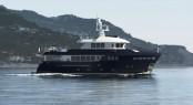 Darwin Class 86 Motor yacht - Cantiere delle Marche shipyard