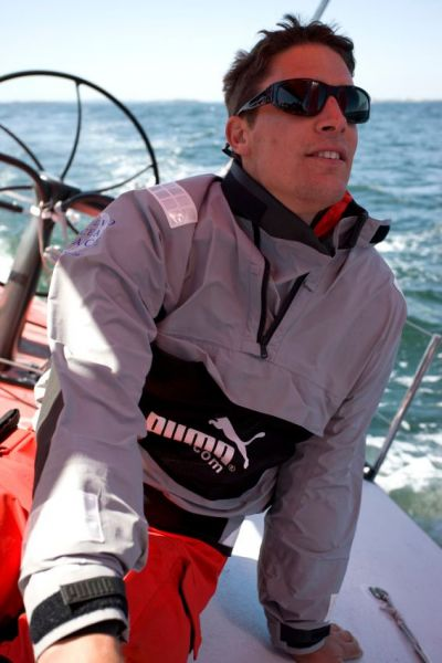 Doyle Sails has signed up renowned helmsman and trimmer Justin Ferris.  - Credit Doyles Sails