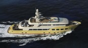 Profile of motor yacht Explorer 44 by Eurocraft