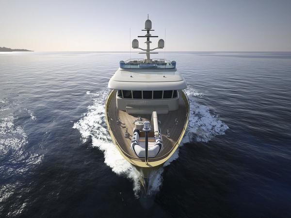 Eurocraft Explorer 44 Motor Yacht · Explorer Superyacht VOYAGER (ex ...