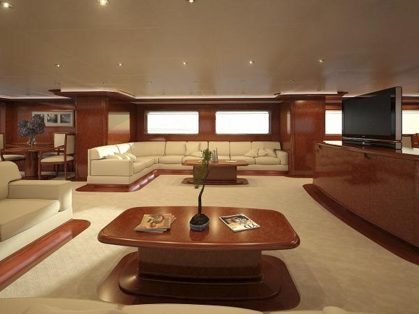 Explorer 44 motoryacht by Eurocraft