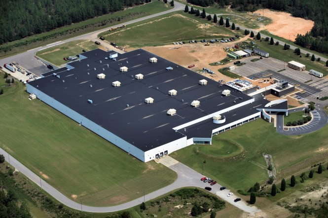 In just six months, the Tognum Group converted the facility in Aiken County in the US State of South Carolina that had been purchased in March 2010 into an engine assembly facility and added a production