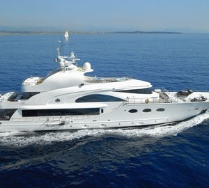 Motor yacht Fathom by Sunrise Yachts