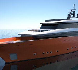 Motor yacht Leviathan by 2pixel Studio and Navtec Marine