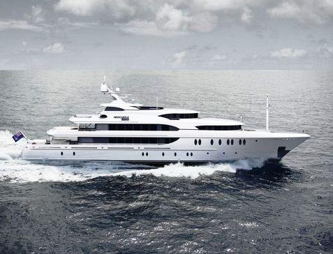 Newcastle 5500 Superyacht Cruising