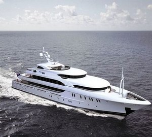 Newcastle Shipyards to launch 54.87m 180 ft Newcastle 5500 superyacht Harbour Island