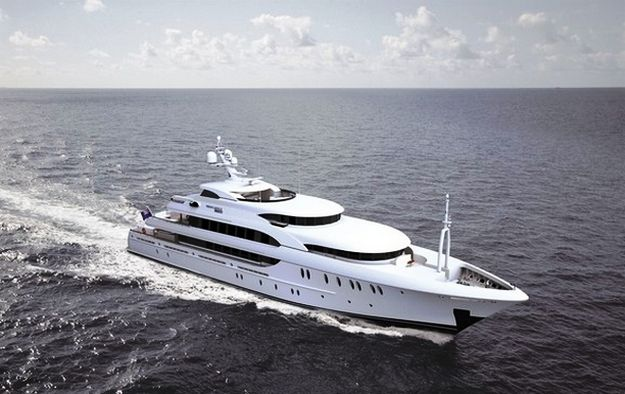 Newcastle Shipyards to launch 54.87M (180′) Newcastle 5500 superyacht