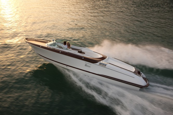 """Superyacht News Related to """"Riva's Aquariva Gucci on show at Millionaire ..."""