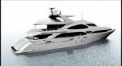 Superyacht Mangusta 148 Oceano by Overmarine