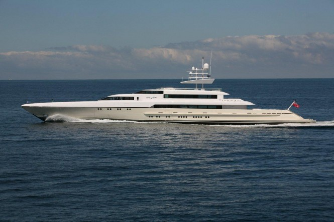 Superyacht Silver Zwei - Asia Superyacht Rendezvous