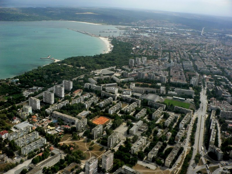 Varna Bulgaria  City pictures : The city of Varna Bulgaria Photo Credit bulgariatravel.org Grand ...