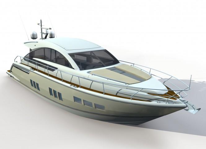 Fairline Targa 58 Gran Turismo wins a 2011 Motor Boat of the Year Award