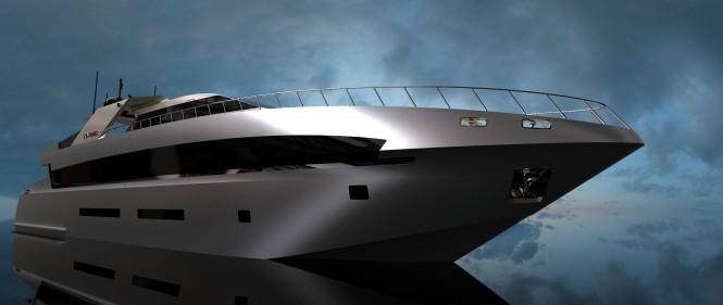 42m ANATOMIC yacht by Tiranian Yachts