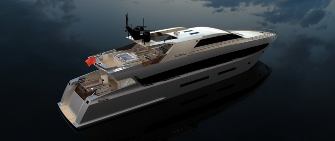 ANATOMIC 42m superyacht by Tiranian Yachts