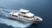 Argos Yachts delivers and sells its flagship Argos Gulfstream 92 motor yacht (Argos G92)