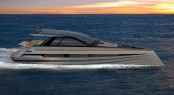 Atlantic Sea Hawk motor yacht by Sauter Carbon Offset Design and Atlantic Motor Yachts