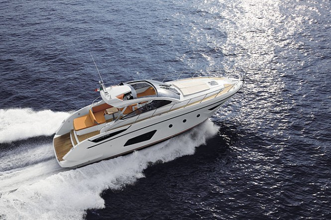Atlantis 44 Motor yacht - Credit Azimut
