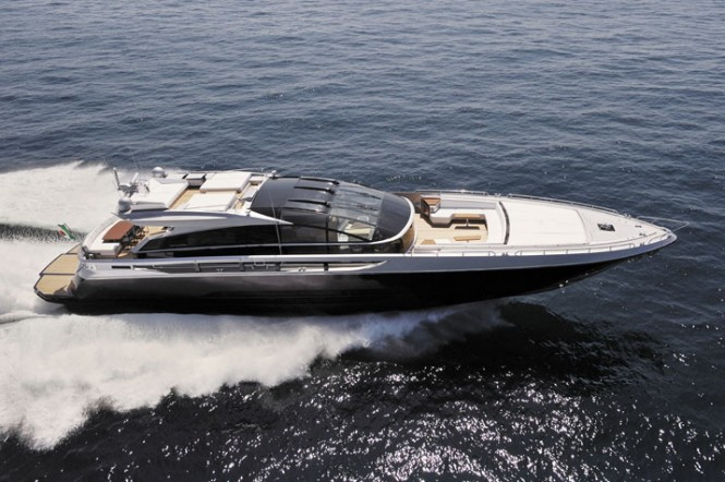 Baia Yachts launched their first Baia 100 motor yacht at the end of 2008.