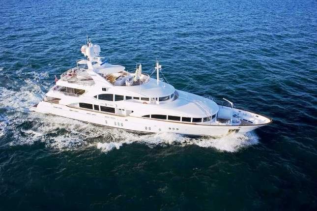 "Benetti Vision 145 motor yacht ""Told U So"" by Benetti Yachts and Molori ..."