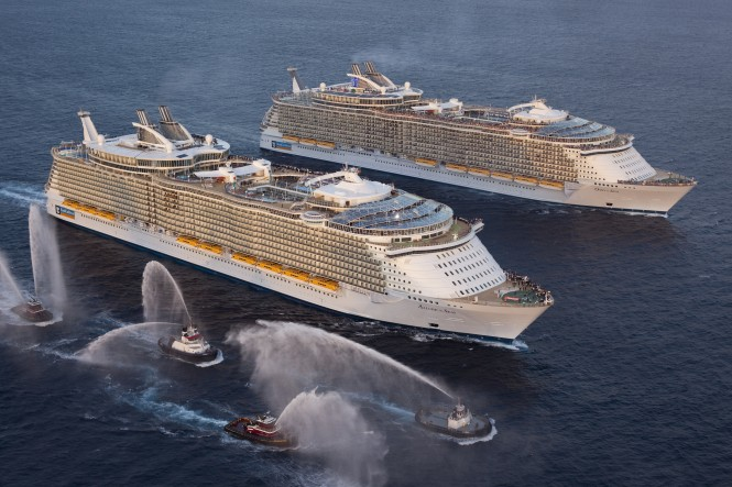 Frommer's names Oasis of the Seas and Allure of the Seas amongst Best Cruise Ships of 2011