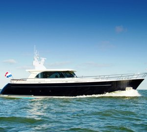 Holterman 60 Govenor motor yacht by Vripack: European Powerboat of the year