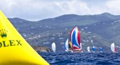 International Rolex Regatta St.Thomas, US Virgin Island  Photo credit Rolex Ingrid Abery