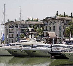 2011 Phuket International Boat Show: USD $100 million of boats on display