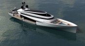 PARADIGM 180 motor yacht design by Pama Architetti Design