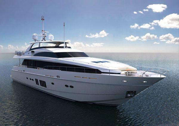 Princess Yachts 32m M Class Motor Yacht Luxury Yacht