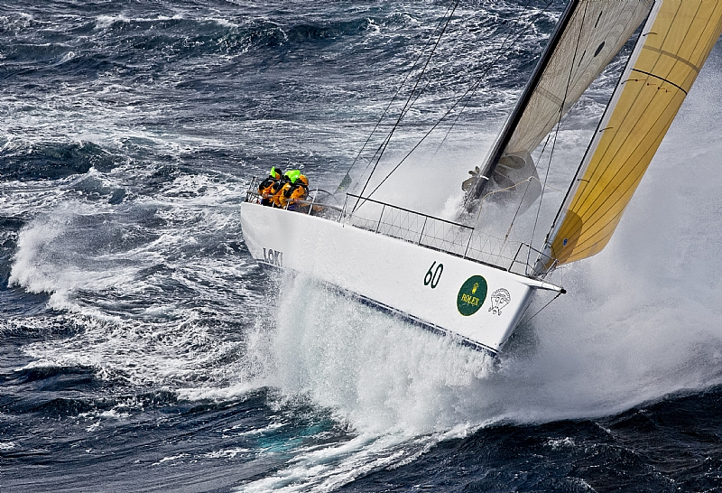 SY LOKI - Stephen Ainsworth Photo credit Rolex  Carlo Borlenghi
