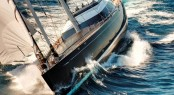 Sailing Yacht KOKOMO, finalist for the 2011 World Superyacht Awards