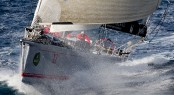 Sailing yacht WILD OATS XI - Five time Rolex Sydney to Hobart Line Honours Winner Photo credit Rolex  Carlo Borlenghi