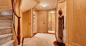 Yacht Calliope - Foyer - Image Courtesy of Holland Jachtbuw - Images by Nicolas Claris