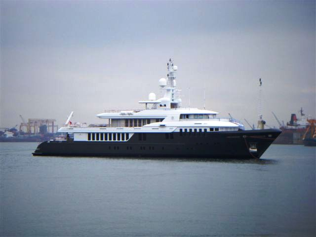 the russian president dmitry medvedev and superyacht sirius  u2014 yacht charter  u0026 superyacht news