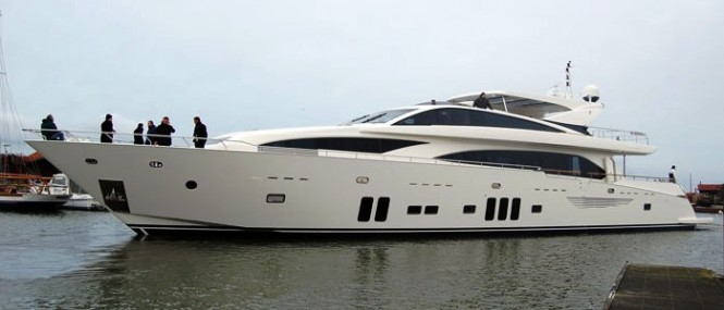 37m Motor Yacht Arion launched by Chantier Naval Couach