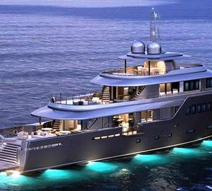 45.05 Explorer Motor yacht Project 500 by MondoMarine