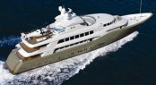 60m Motor Yacht Areti launched by Trinity Yachts