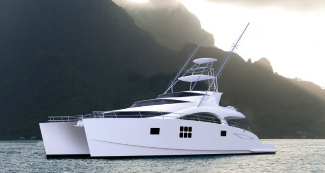 75 Sunreef Power Sport Fish Catamaran - Sunreef Yachts