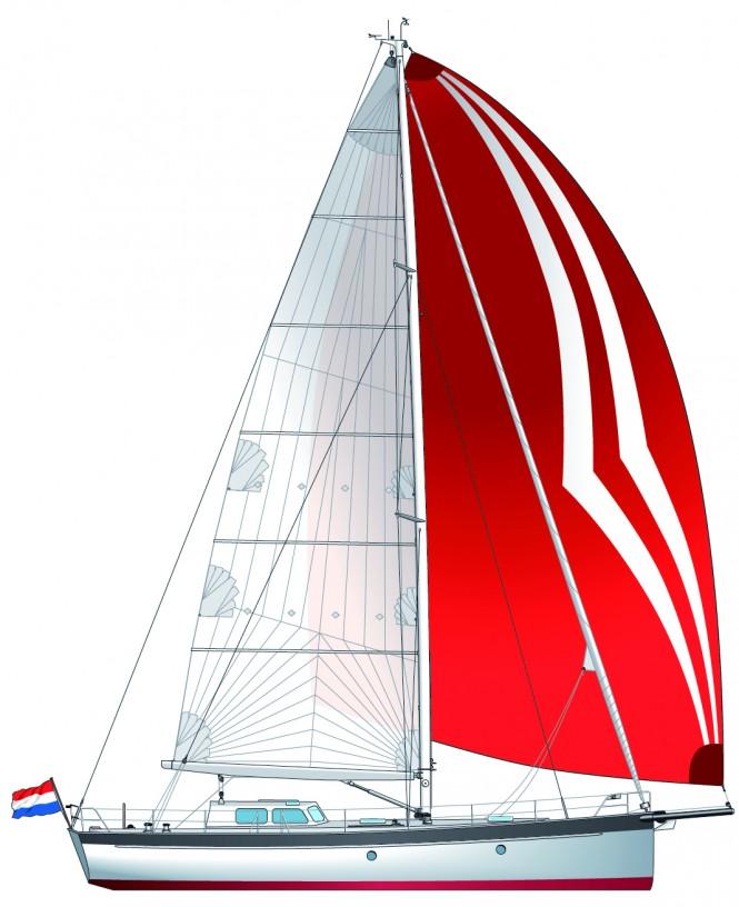 Bestevaer 45ST 'Voyager' by K&M Yachtbuilders