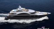 CBI 50 Superyacht Aifos by Cbi Navi
