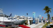 Ferretti Group Stand in Miami