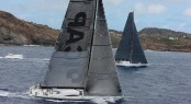 ICAP Leopard and Rambler 100 at the start of the RORC Caribbean 600 - Credit Tim Wright -Photoaction.com ©