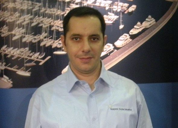 Karpaz Gate Marine appoints Captain Deniz Akaltan as Harbour Master