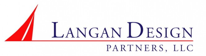 Langan Design logo